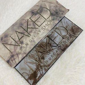 NWT- Urban Decay Naked Smokey Palette